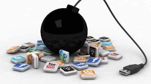 The Social Media Bomb